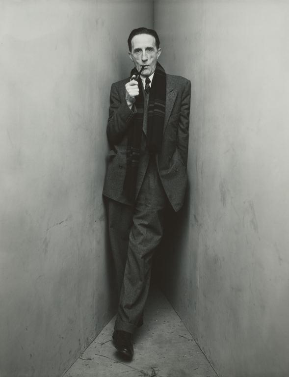 Marcel Duchamp, NY, 1948
