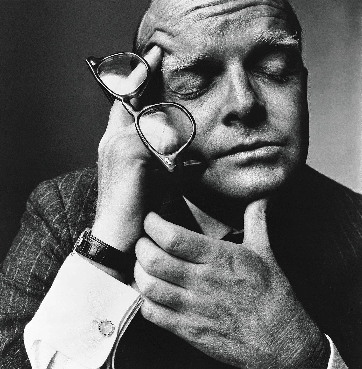Truman Capote, NY, 1965
