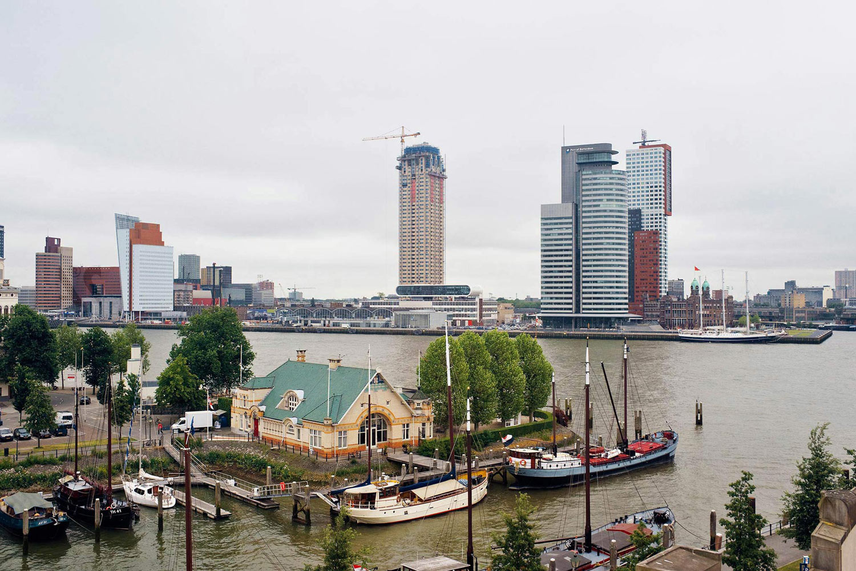 Bik van der Pol. Rotterdam 2010