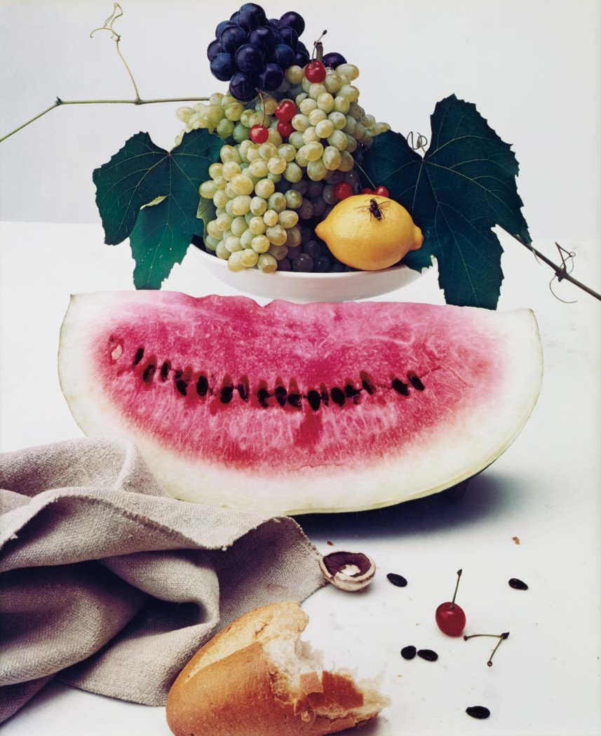"""Still Life with Watermelon"", NY, 1947"